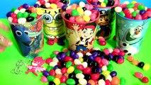 PJ Masks Surprise Toys Owlette Gekko Catboy Jelly Beans Surprise Skye Paw Patrol Nickelodeon Toys