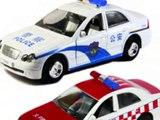 jouets de police pour enfants, voitures jouets de police, voitures de jouets pour les tout petits