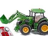 Tracteurs jouets télécommandés pour les enfants