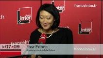 """Fleur Pellerin : """"J'ai tourné la page"""" - L'invité de 7h50"""