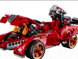 LEGO Ninjago X 1 Ninja Charger, Lego Toy For Children