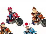 KNex Mario Kart Motos Jouets Pour Les Enfants