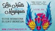 Bande annonce Les Nuits Magiques 2016