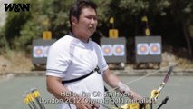 #ShootLikeMe: Olympic Champion Oh Jin Hyek explains his archery technique |Win&Win AFR