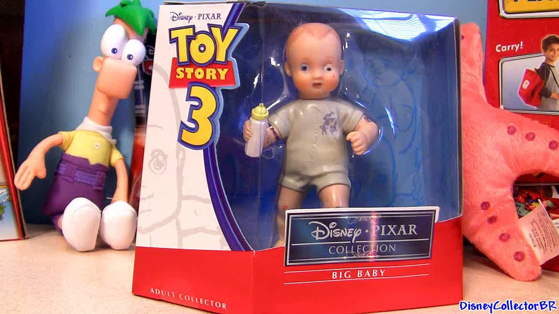 Toy Story 3 Big Baby Collectible Deluxe Figure Toy Story 3 Collection Disney doll