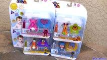 4 Pocoyo Bath Baby Toys Fun Traceables Loula Elly Pato Marcadores para DC Baño by ToyCollector