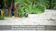 Ouragan Matthew: au moins 23 morts en Haïti