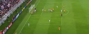 Trent Sainsbury Goal - Saudi Arabia vs Australia 1-1 (World Cup Qualification 2018)