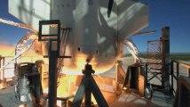 Blue Origin a réussi là où Space X essaie encore