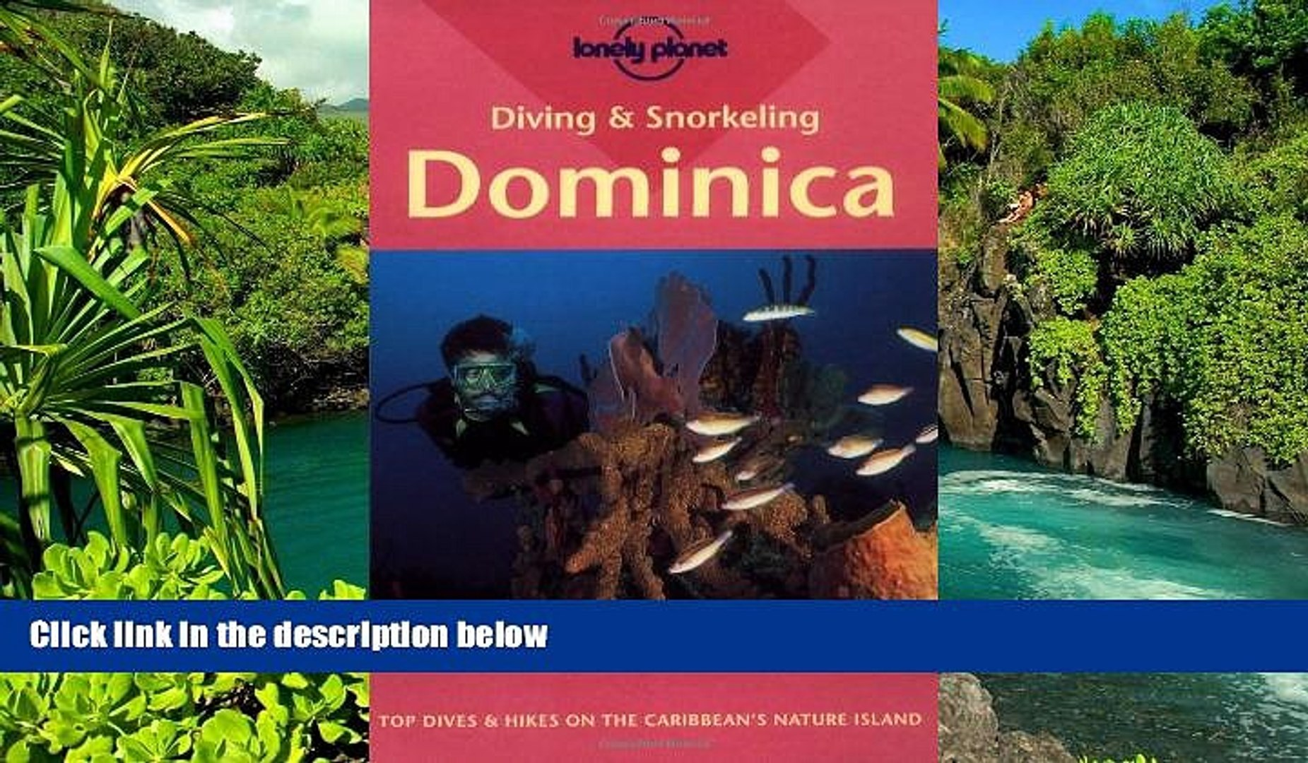 Big Deals  Diving   Snorkeling Dominica (Lonely Planet Pisces Book)  Full Read Most Wanted