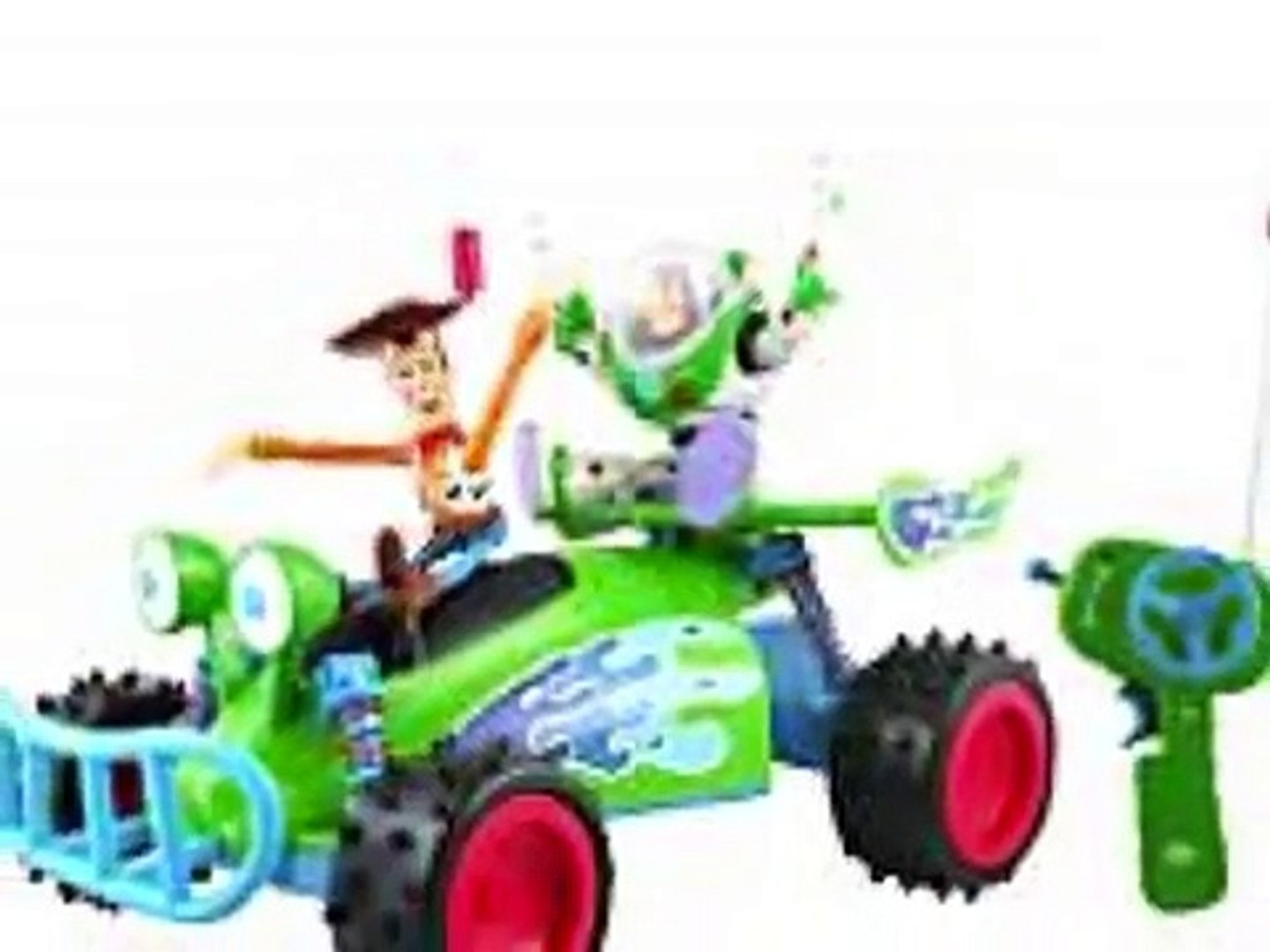 Disney Pixar Toy Story Radio Controlled Car, Toy Story RC Cars Toys For Kids