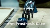 Le Cybathlon, la première compétition d'athlètes bioniques