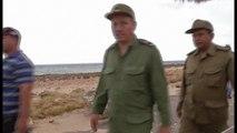 Cuba/Ouragan Matthew: 4 localités cotières coupées du reste de l'îlen