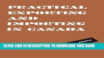 [PDF] Practical Exporting and Importing in Canada Full Online