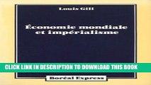 [PDF] Economie mondiale et impérialisme Full Colection