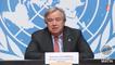 Ce que nos télés nous disent d'Antonio Guterres, futur secrétaire général de l'ONU
