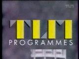 Générique TLM - TELE-LYON-METROPOLE - 1990