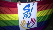 Colombians march for peace after shock referendum result
