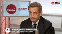 Nicolas Sarkozy agacé par Guillaume Durand - ZAPPING ACTU DU 06/10/2016