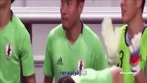 اهداف مباراة العراق واليابان 1-2 اليوم 6_10_2016 فى تصفيات كأس العالم وكأس آسيا