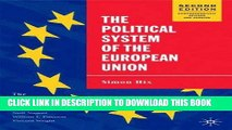 [PDF] The Political System of the European Union, 2nd Edition (The European Union Series)