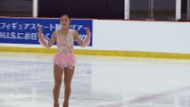 2016 ACI Senior Ladies Short Program Mariko Kihara