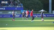 Bleus : France - Bulgarie vu par l'équipe de France