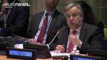 شورای امنیت به آنتونیو گوترش برای تصدی دبیرکلی سازمان ملل متحد رای مثبت داد