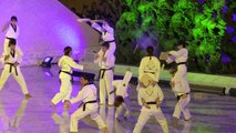 "World Taekwondo Federation Demonstration Team at Vatican- ""Sport at the Service of Humanity"""