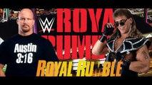 WWE Royal Rumble 2017 RETURNS Stone Cold Steve Austin Shawn Michaels Royal Rumble 2017 WWE Alamodome
