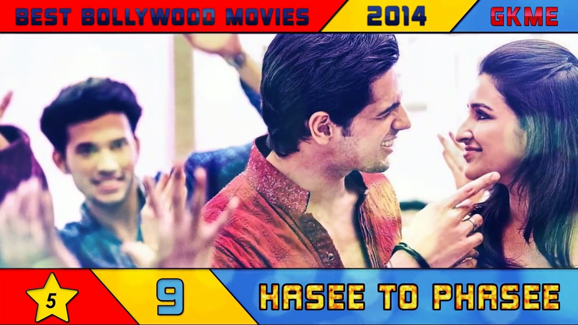 TOP 10 Best Bollywood Movies │ Hindi Movies List 2014