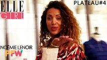 Paris Fashion Week by Noémie Lenoir | Plateau#4 | Paris Fashion Week by ELLE Girl