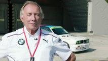 30 Jahre BMW M3 - Harald Grohs, ehemaliger BMW Motorsport Werksfahrer