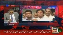 aaj Imran Khan Dono Parties Ki Class Li Hai..Kashif Abbasi