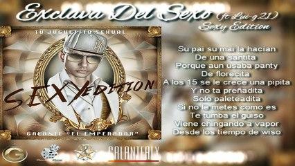 Galante - Esclava Del Sexo (Feat. Lui-G 21 )