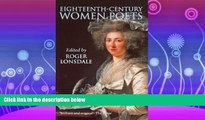 different   Eighteenth Century Women Poets: An Oxford Anthology