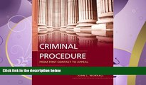 FAVORITE BOOK  Criminal Procedure: From First Contact to Appeal (4th Edition)