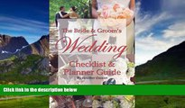 Download The Bride & Groom's Wedding Checklist & Planner