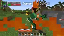 Pat And Jen PopularMMOs Minecraft- CREEPER VILLAGES! (MORE VILLAGERS, GROW CREEPERS, ) Mod Showcase