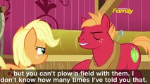 My little Pony Friendship is Magic Season 6 Episode 23 To Where the Apple Líes (Preview)