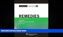 FAVORITE BOOK  Casenotes Legal Briefs: Remedies Keyed to Laycock 4th Edition (Casenote Legal