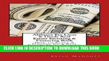 [PDF] Alabama Tax Liens   Deeds Real Estate Investing Book: How to Start   Finance Your Real