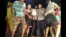 recording dance 2016 hot in anakapalli latest Part 2