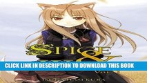 New Book Spice and Wolf, Vol. 1 - light novel