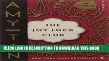 New Book The Joy Luck Club: A Novel