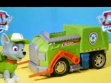 Rockys Recycling Truck Paw Patrol Toy For Kids