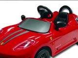 Ferrari Voitures Jouets à Enfourcher, Ferrari Voitures Jouets Pour Les Enfants