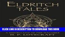 [Read PDF] Eldritch Tales Download Free