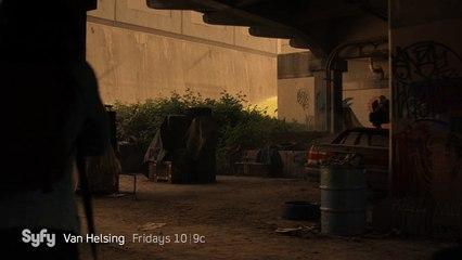 """Van Helsing - Exclusive Clip: Episode 1.04 - """"Coming Back"""" Underpass"""