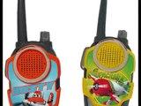 Disney Pixar Cars 2 Walkie Talkies For Kids